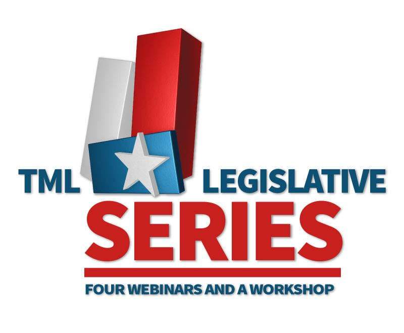 TML Legislative Series banner
