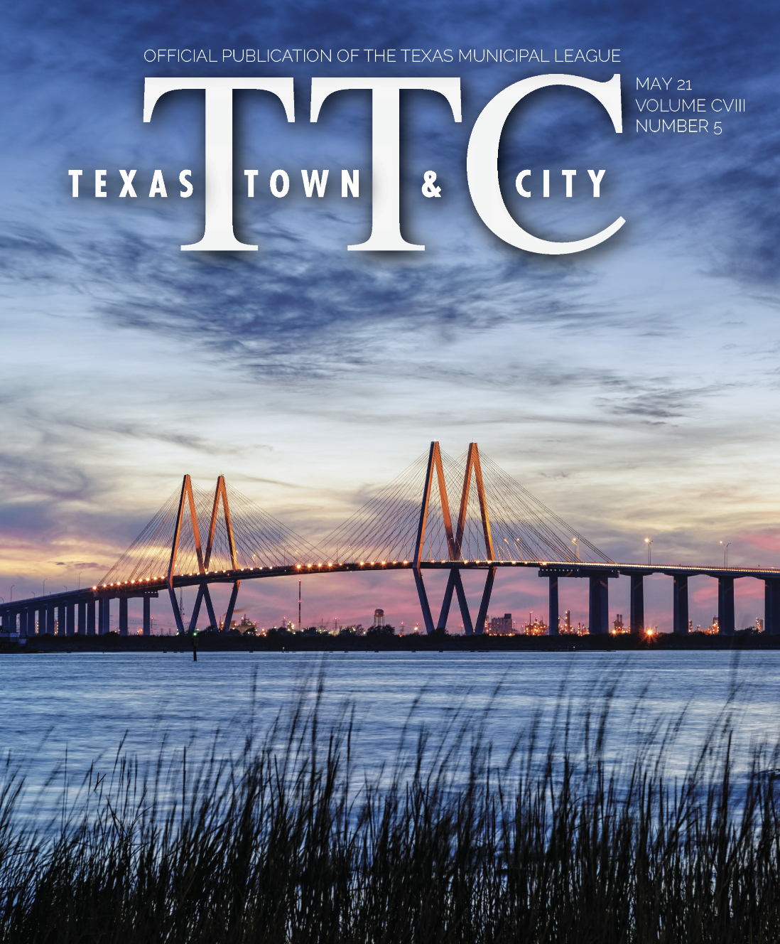 May 2021 TTC Cover